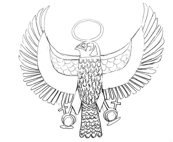 falconblacknwhite1